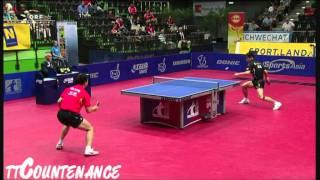 Austrian Open: Ma Long-Zhang Jike