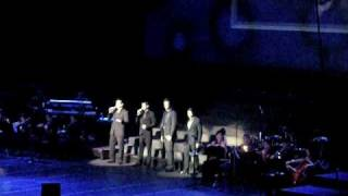 Bridge Over Troubled Waters - Il Divo LIVE!