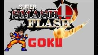 Let's Play Super Smash Flash 2 Ep.4-Goku Time!