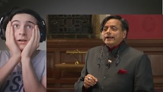 Britain Does Owe Reparations - Dr Shashi Tharoor MP Reaction