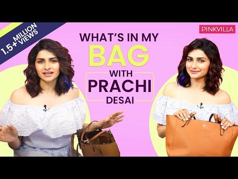 Xxx Mp4 What S In My Bag With Prachi Desai S03E05 Fashion Bollywood Pinkvilla 3gp Sex