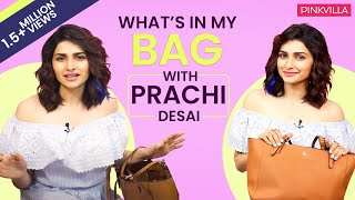 What's in my bag with Prachi Desai | S03E05 | Fashion | Bollywood | Pinkvilla