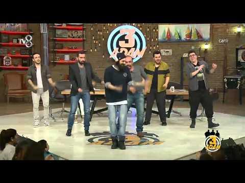 3 Adam Programda Olay Dans 2.Sezon 19.Bölüm