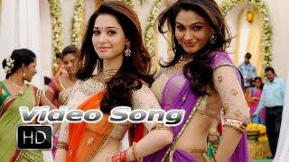 Viyyalavaru Video Song 'Tadakha Movie' - Naga Chaitanya, Sunil