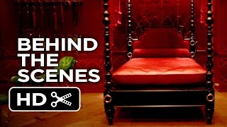 Fifty Shades of Grey Behind The Scenes - The Red Room (2015) - Dakota Johnson Romance HD