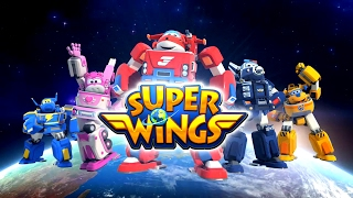 [Super Wings] Season 2 Opening Trailer (ENG)