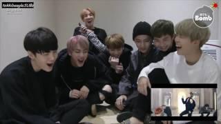 [SUB ESPAÑOL][BANGTAN BOMB] '피 땀 눈물' MV Reaction by BTS