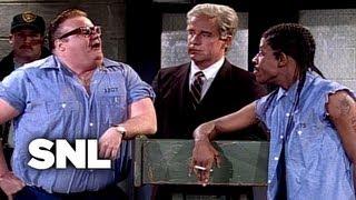Matt Foley in Prison - Saturday Night Live