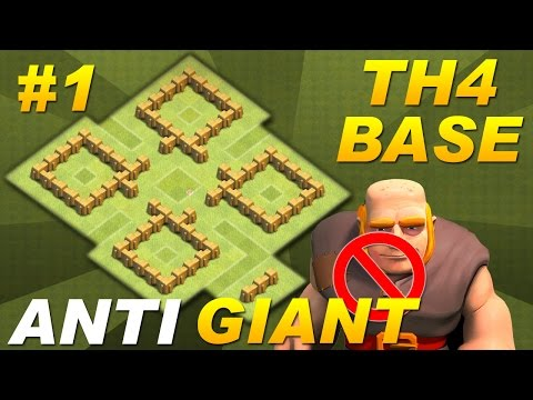 Xxx Mp4 Clash Of Clans Town Hall 4 Defense CoC TH4 BEST Trophy War Base Layout Strategy Troll Replays 1 3gp Sex