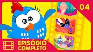Galinha Pintadinha Mini - Episódio 04 Completo - 12 min