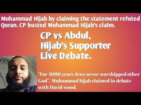 Xxx Mp4 Christian Prince Vs Abdul Muhammad Hijab Supporter Live Debate 3gp Sex