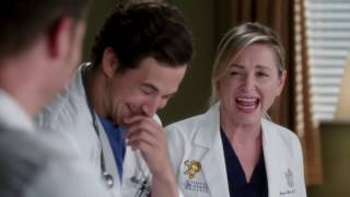 Grey's Anatomy Season 12 Bloopers Preview