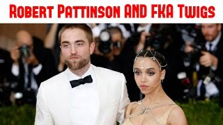 Robert Pattinson Wife 2017
