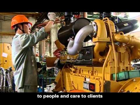 Apresentação da Empresa SEM Máquinas Pesadas