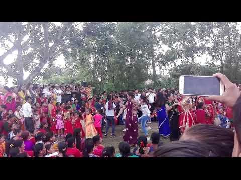 Xxx Mp4 गाउँको नाच Village Dance In Nepali Song Aconlinetvnepal Villagedance 3gp Sex