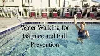 Balance Water Exercises WATER WALKING#1 - WECOACH