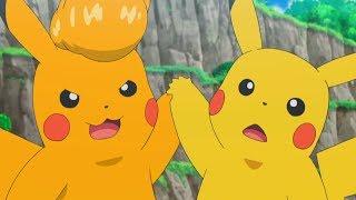 Pokémon Sole e Luna episodio 91 - In Sintesi