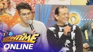 It's Showtime Online: Jun Abadiez is back for the third time