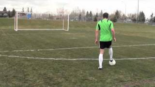 How To Improve Soccer Shooting Accuracy