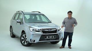 2016 Subaru Forester Facelift Malaysian Walk-Around - paultan.org