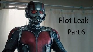 Ant-Man and the Wasp - full PLOT LEAKED