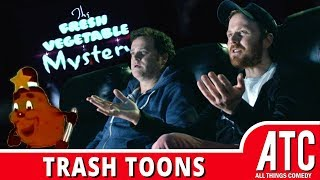 Dave Anthony & Gareth Reynolds Solve The Great Vegetable Mystery: TRASH TOONS