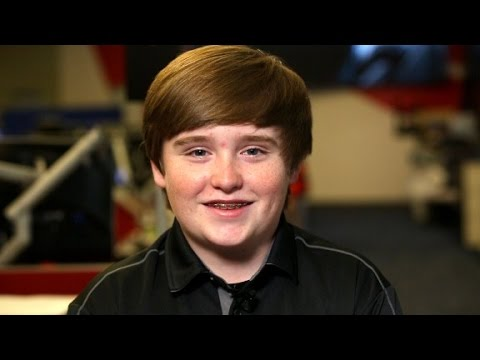 This 14 year old CEO rejected a 30M buyout offer
