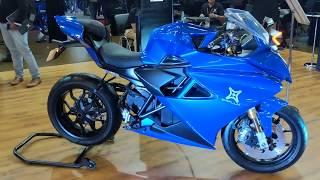 Emflux One Sports electric bike in Hindi | 0-100km/hr in 3 seconds | MotorOctane
