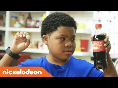How to Prank Sabotage Your Friend s Soda with Benjamin Flores Jr. Nick