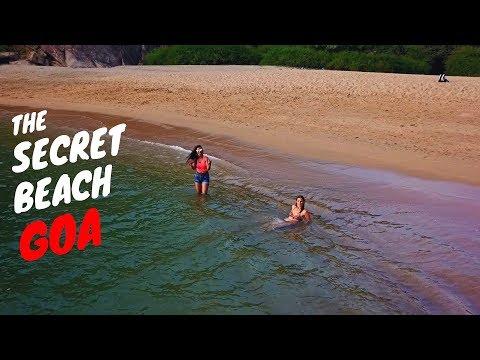 Xxx Mp4 ✅GOA आश्चर्यजनक हनीमून बीच SECRET HONEYMOON BEACH IN GOA Ft MTV ROADIES MEENAL SHAH 3gp Sex