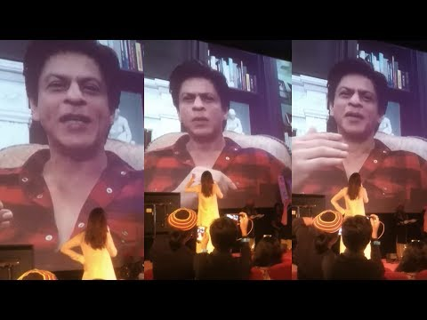 Shahrukh Khan's GRAND ENTRY At Jab Harry Met Sejal Trailer Launch