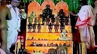 saganer jain mandir  pratham bhugrabh murti abhishek 2017