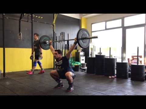 German Snatch By Andrea Barbotti Team Elite Athlete