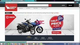 How to earn money coupon dunia, (singup coupon dunia)