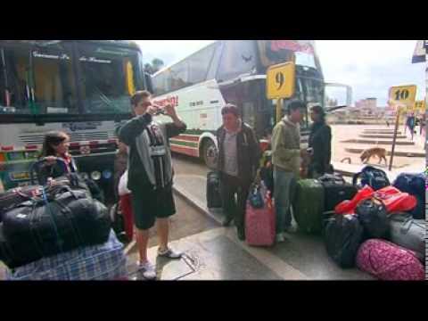 Viaje de Brasil a Peru por Ormeño Parte 3