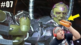 THIS MODAPH#%KA LOOK HUNGRY!! [INJUSTICE 2 / STORY MODE] [FINAL EPISODE!]