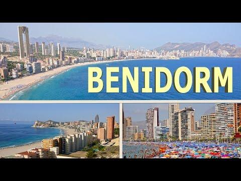 BENIDORM - SPAIN 2016 4K