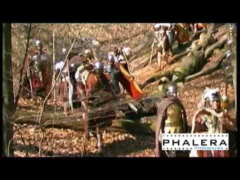 Roman legionary's clothing, armour and equipment