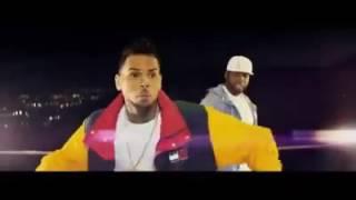 50 Cent - I'm The Man (Remix) (Explicit) ft. Chris Brown (2016)  (press play)
