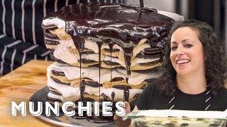 How-To Make an Icebox Cake with Farideh Sadeghin
