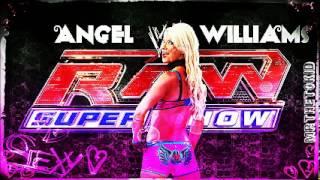 (NEW) 2013: Angelina Love 1st WWE Theme Song ►