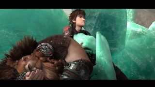 How To Train Your Dragon 2 (HTTYD2 | SPOILER) - Stoicks Death (Full Scene)