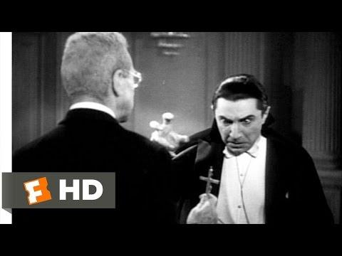 Dracula 9 10 Movie CLIP Dracula and Van Helsing 1931 HD