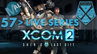 XCOM 2   ADVENT NETWORK TOWER   SHEN'S LAST GIFT   LET'S PLAY   PART 57
