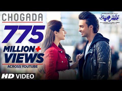 Xxx Mp4 Chogada Video Song Loveyatri Aayush Sharma Warina Hussain Darshan Raval Lijo DJ Chetas 3gp Sex
