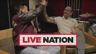 Linkin Park vs Linkin Park: Chester & Mike Interview Each Other! | Live Nation UK