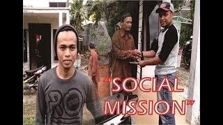 SOCIAL MISSION - PENYERAHAN BANTUAN UNTUK KELUARGA BAPAK SUGI HARTONO