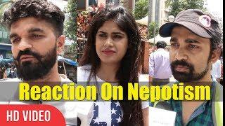 Public Reaction On Nepotism In Bollywood | | Nawazuddin Siddiqui , Kangana Ranaut | Viralbollywood