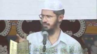 What is the meaning of NOOR ( نُورُ ٱللَّهُ)? Dr. Zakir Naik (Urdu)