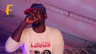 WASIU ALABI PASUMA CONTROL BAND IN ANOTHER STYLE @ LAGOS @ 50TH CONCERT